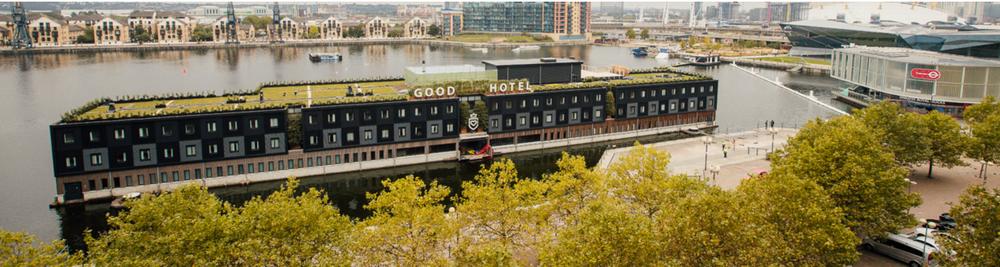 Good Hotel London location