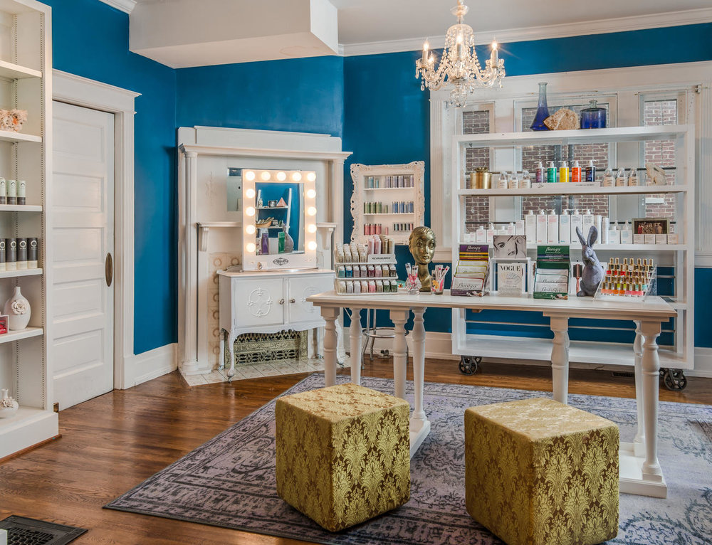 Beauty Boutique at Lucy Pop Salon in Nashville