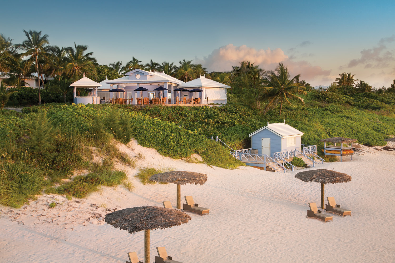 site plan pink sands villas