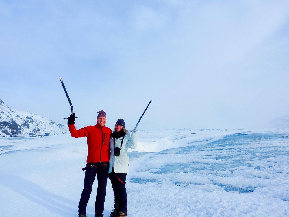 ReisSensatie bezoekt IJsland