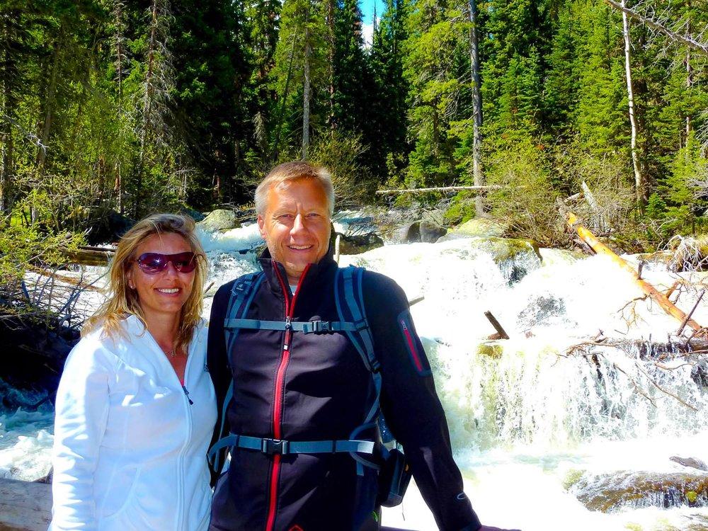 ReisSensatie bezoekt Rocky Mountains Nationaal Park