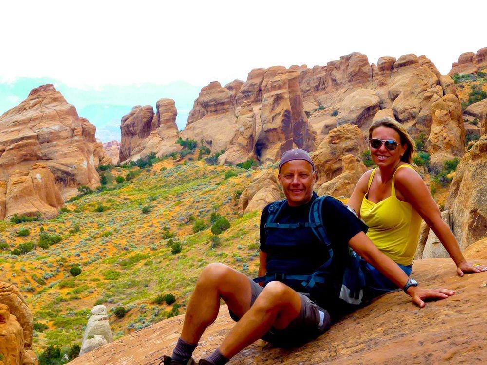 ReisSensatie bezoekt Canyonlands NP in Amerika