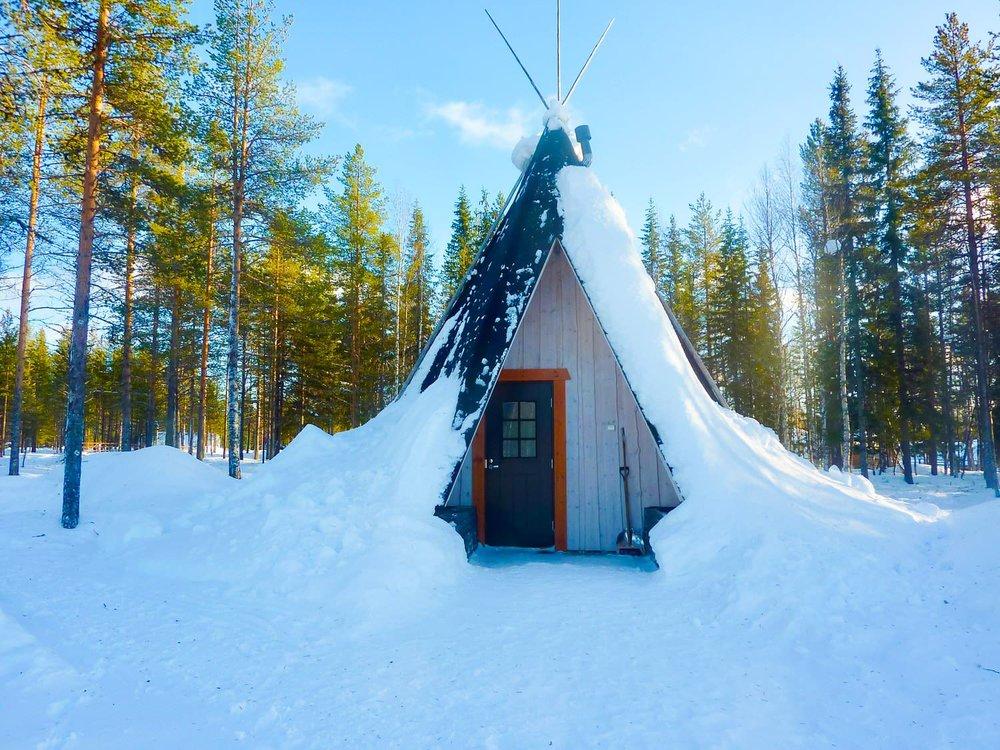 Lapland Tipi