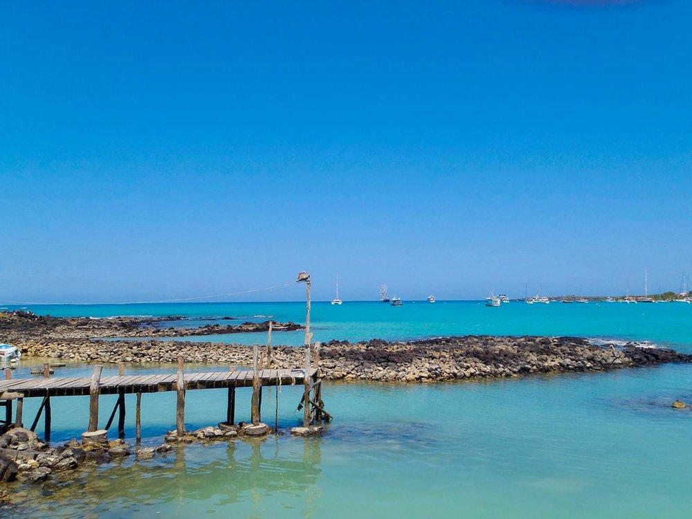Santa Cruz eiland