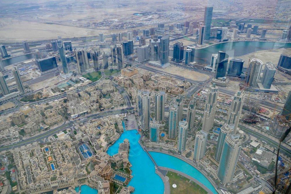 ReisSensatie op bezoek in Dubai