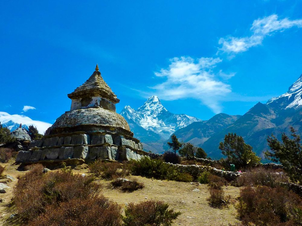 Everest Base Camp Trek Fotoserie