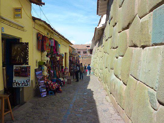 Inca Muur