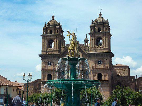 Cusco Uitzicht