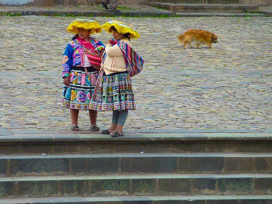 Peru Klederdracht