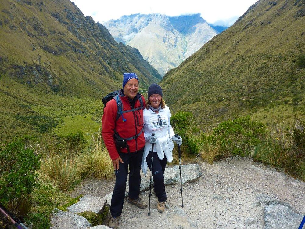 Inca Trail Dag 2 Reisverslag