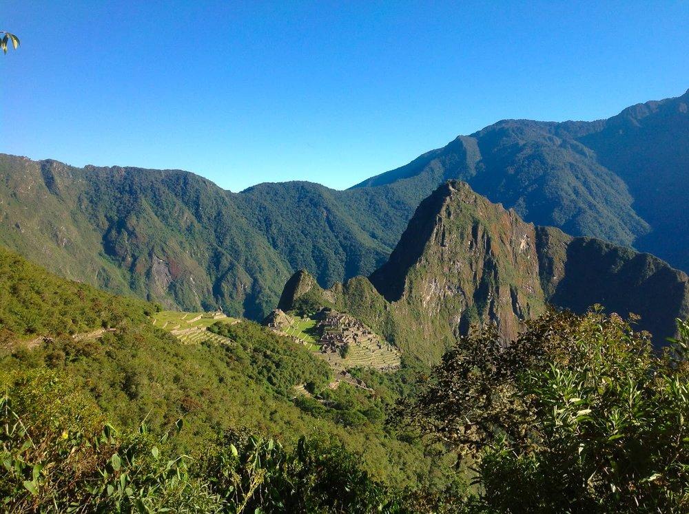 Inca Trail Dag 4
