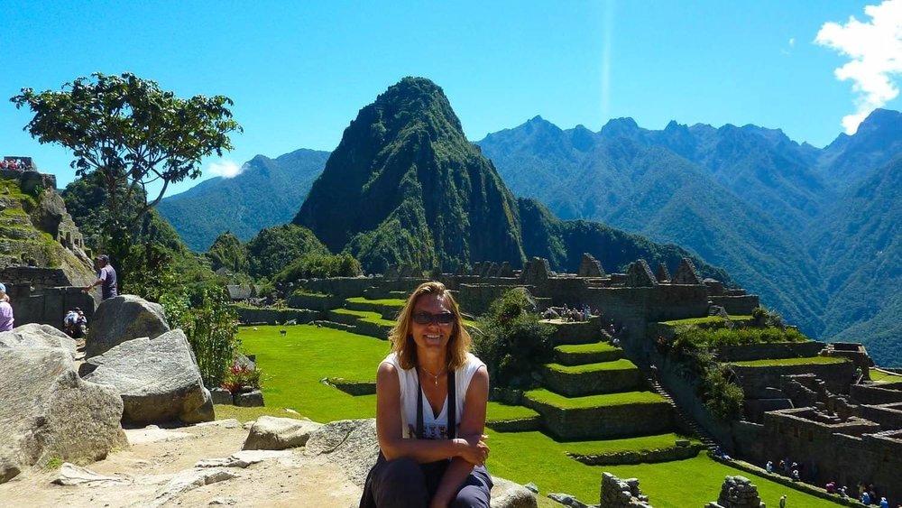 Inca Trail naar Machu Picchu