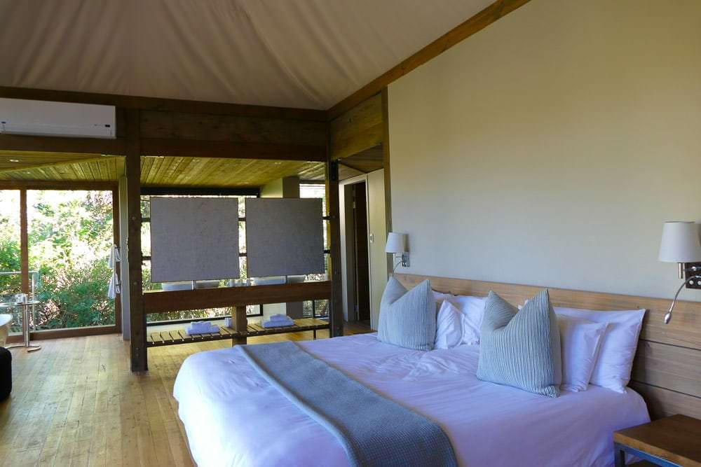 Slaapkamer en Badkamer Settlers Drift