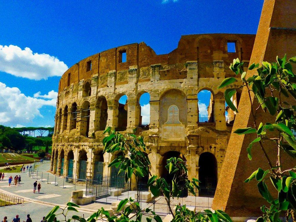ReisSensatie op bezoek in Rome, Italië