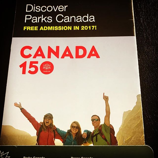 We are off to Canada in a couple days. Our free National Park pass already arrived 👍 . Nog een paar dagen en we vertrekken naar Canada. Onze gratis pas voor de Nationale Parken ligt al klaar 👍 . . . #canada #visitcanada #travel #belgianblogger #reizen #adventuretime #reisblog #reisblogger #travelblog #vakantie #nationalparks #canada150 #canada150th