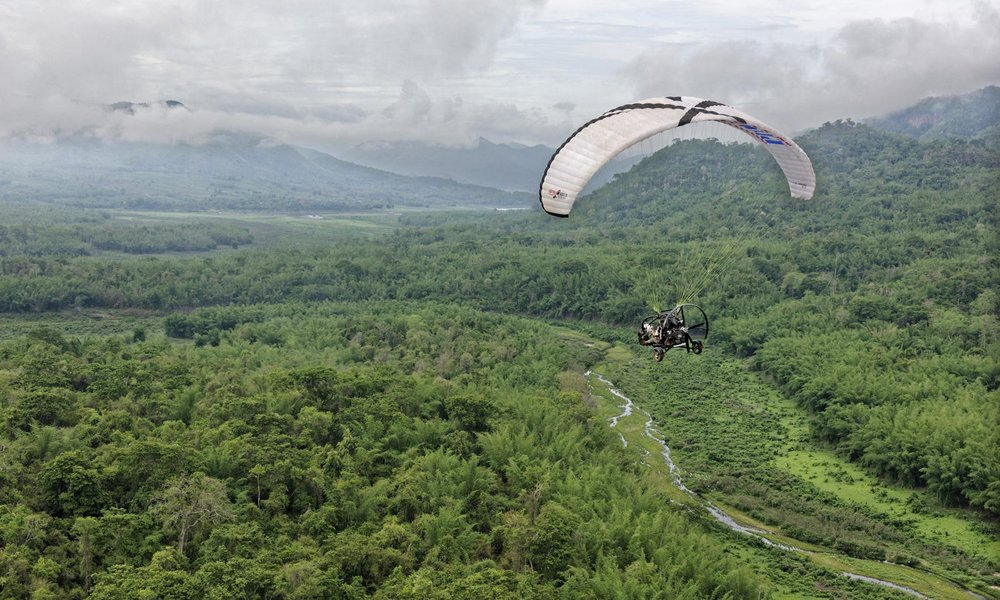 A tiny aircraft gives researchers a big-picture view    WWF staff travel Thailand and Myanmar for days at a time on the unpaved roads that traverse the 40,000-square-mile area, conducting research, training park rangers, and more.