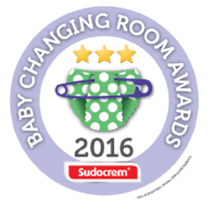 Sudocrem Ireland Baby Changing Room Awards 2016