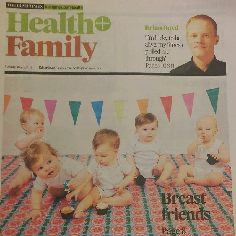 irish times babies first birthdays
