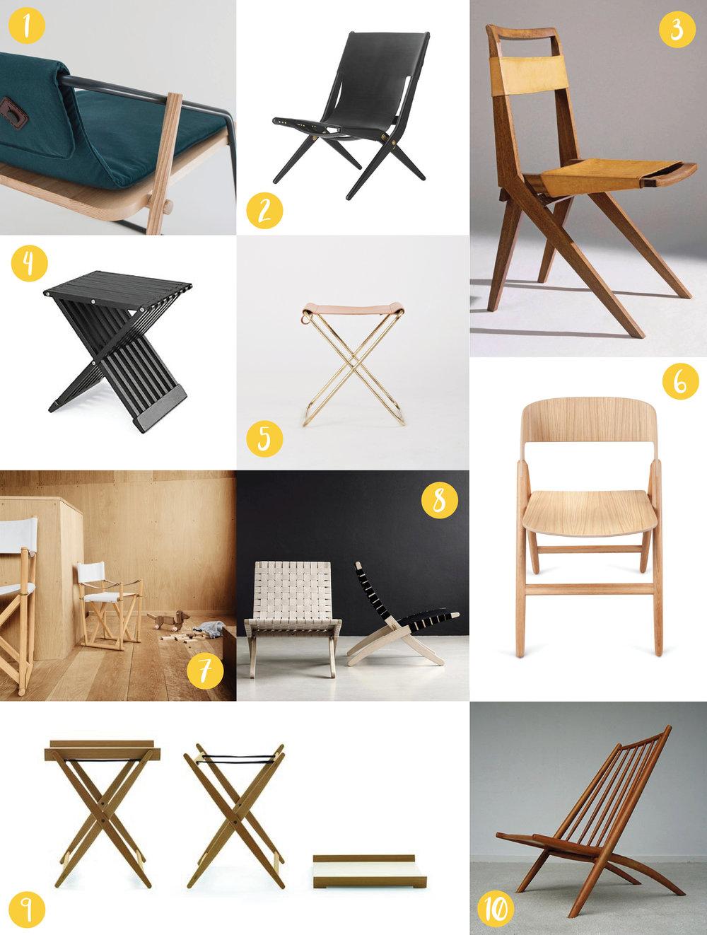 Folding Furniture, Nyla Free Designs Inc., Calgary Interior Designer