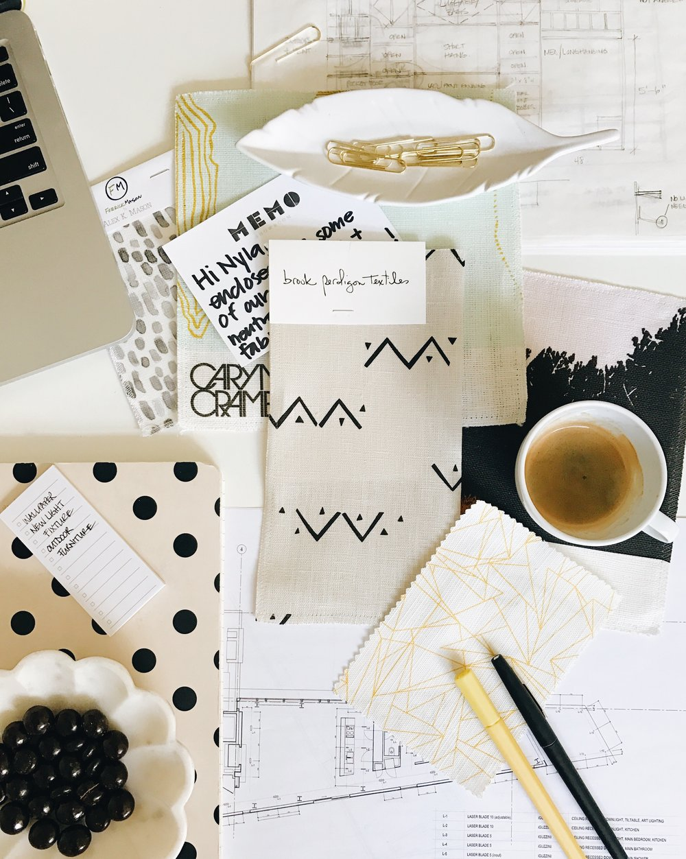 What's On Nyla's Desk, Nyla Free Designs Inc.