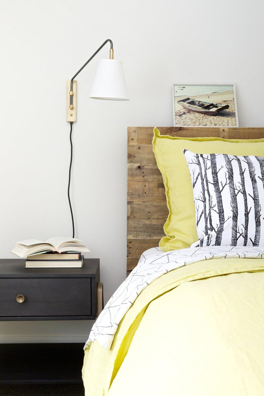 Sylvan Lake Cottage Part 5: Bedrooms, Nyla Free Designs Inc.
