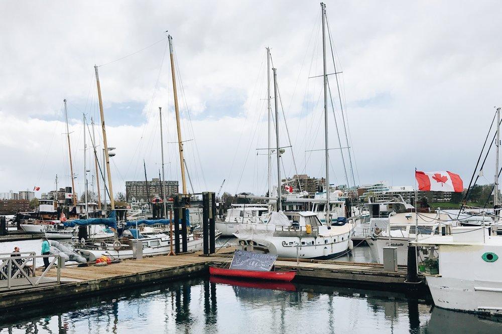 Harbourfront, Victoria BC, Nyla Free Designs Inc
