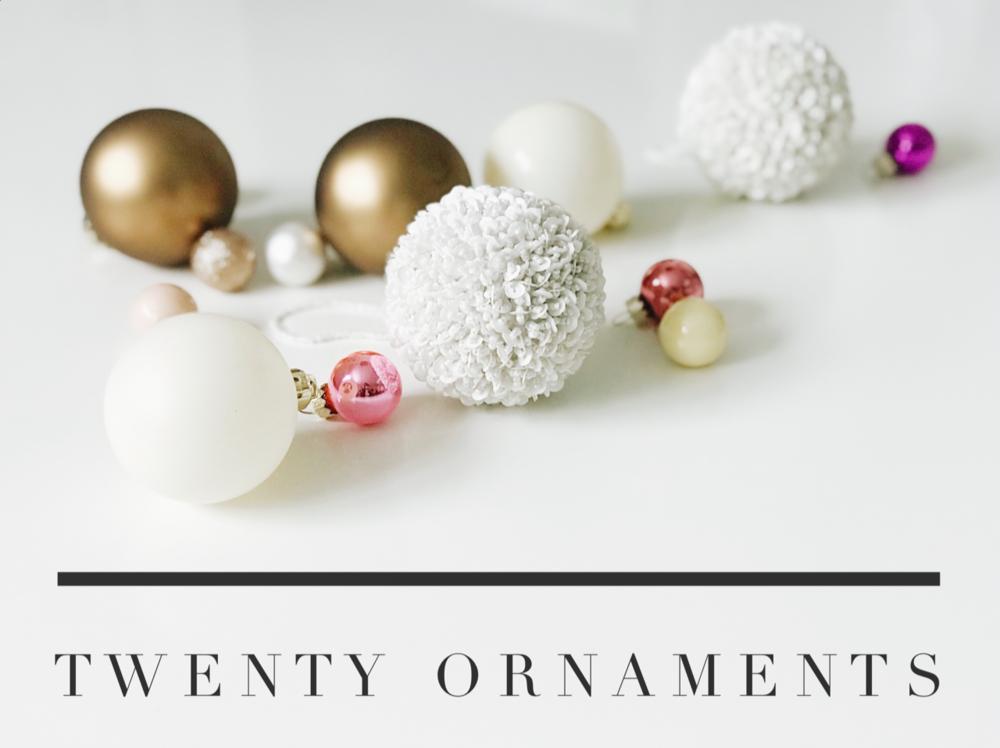 Christmas Tree Decorating 101, Nyla Free Designs Inc., Calgary Interior Designer