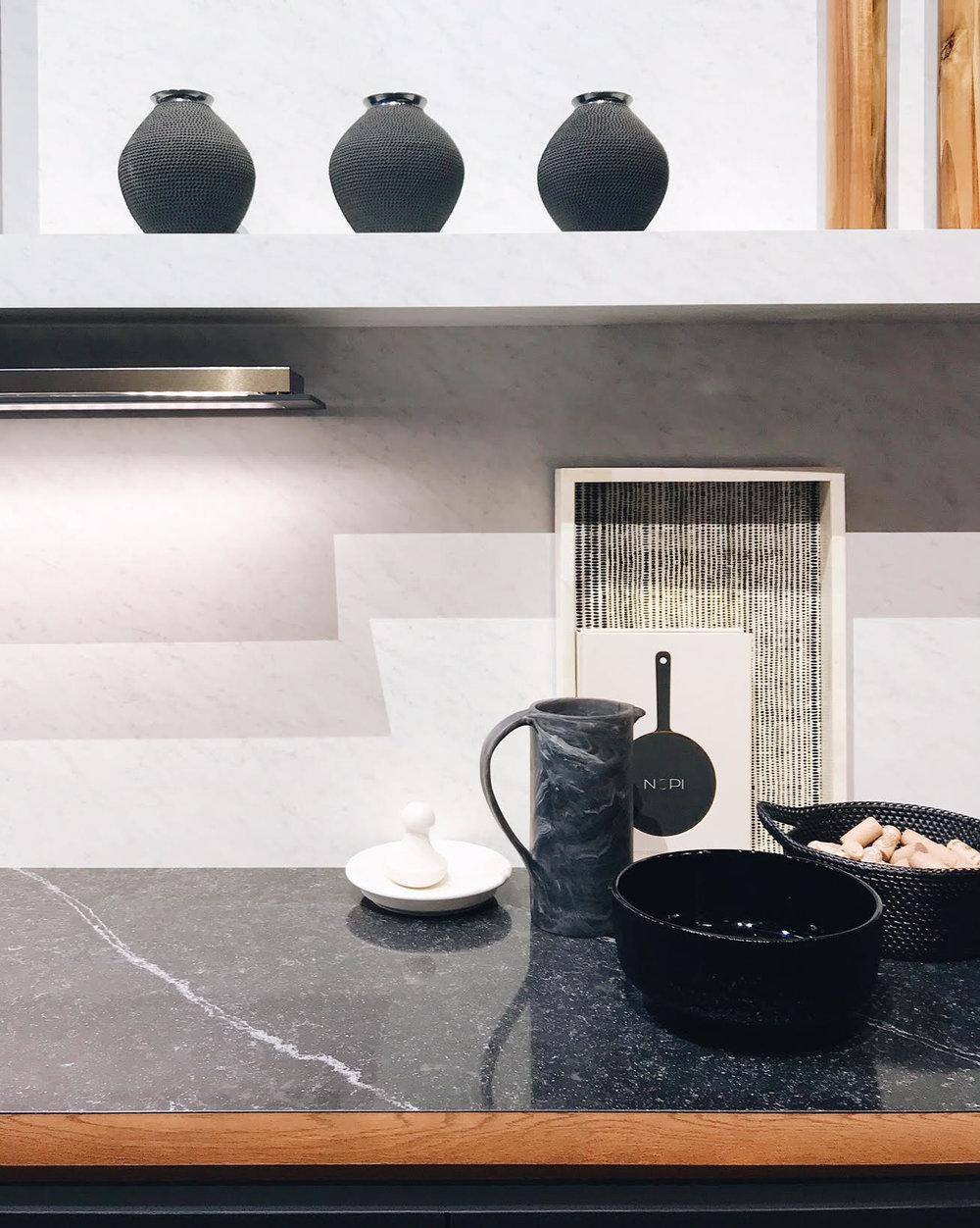 Wilsonart, Open Shelves, Kitchen Trends, BlogTourKBIS, Modenus, KBIS 2018, Nyla Free Designs, Calgary Interior Designer