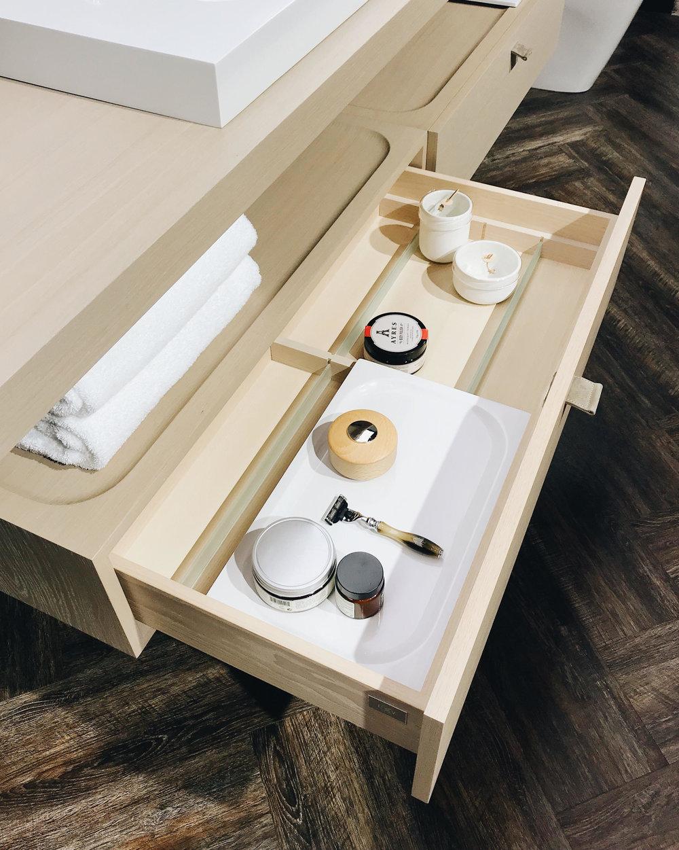 DXV Modulus Vanity, KBIS 2018, BlogTour, Nyla Free Designs, Calgary Interior Designer, #designhounds