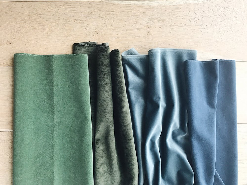 Velvet 101: How to Choose the Best Velvet, Nyla Free Designs Inc, Calgary Interior Designer