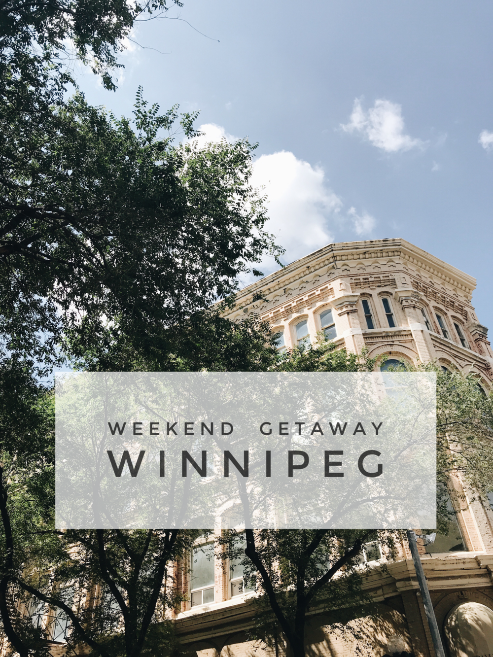 Weekend Getaway, Winnipeg, Nyla Free Designs, NFDI Travels, Calgary Interior Designer
