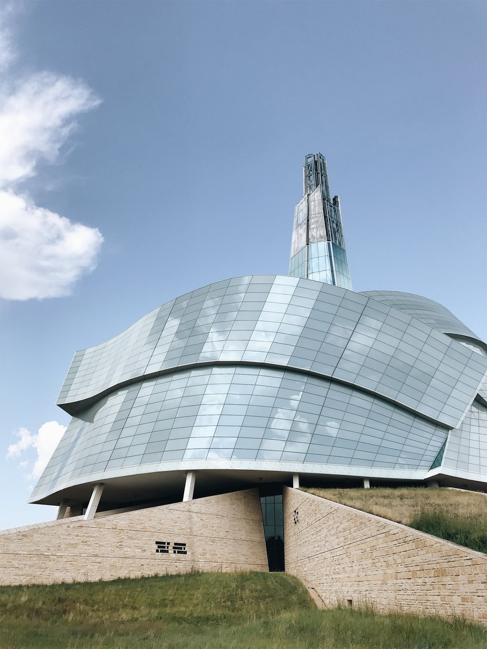 Canadian Museum for Human Rights, Weekend Getaway, Winnipeg, Nyla Free Designs, NFDI Travels, Calgary Interior Designer