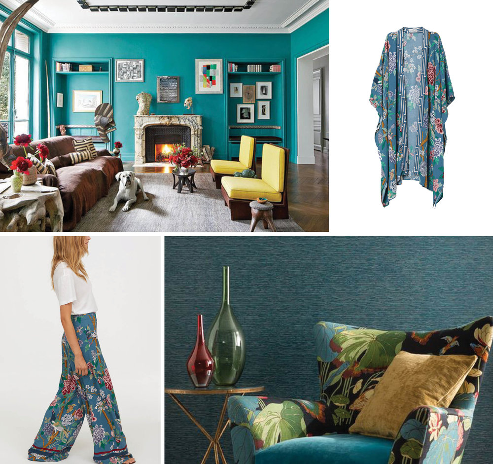Nyla Free Designs, Fashion to Interiors H&M '18, Fashion to Interiors