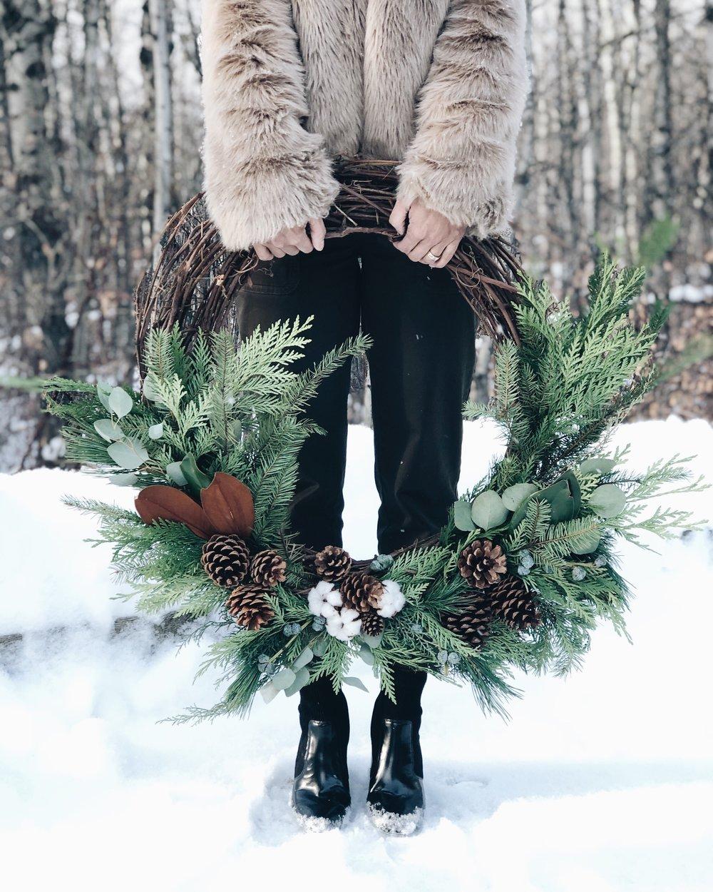 Nyla Free Designs, Christmas 2018, Calgary Interior Designer