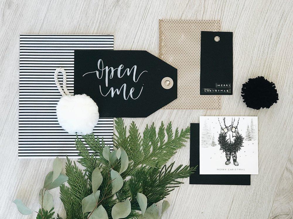 Nyla Free Designs, Christmas 2018 Mood Board, Calgary Interior Designer