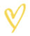 Nyla Free Designs Yellow Heart
