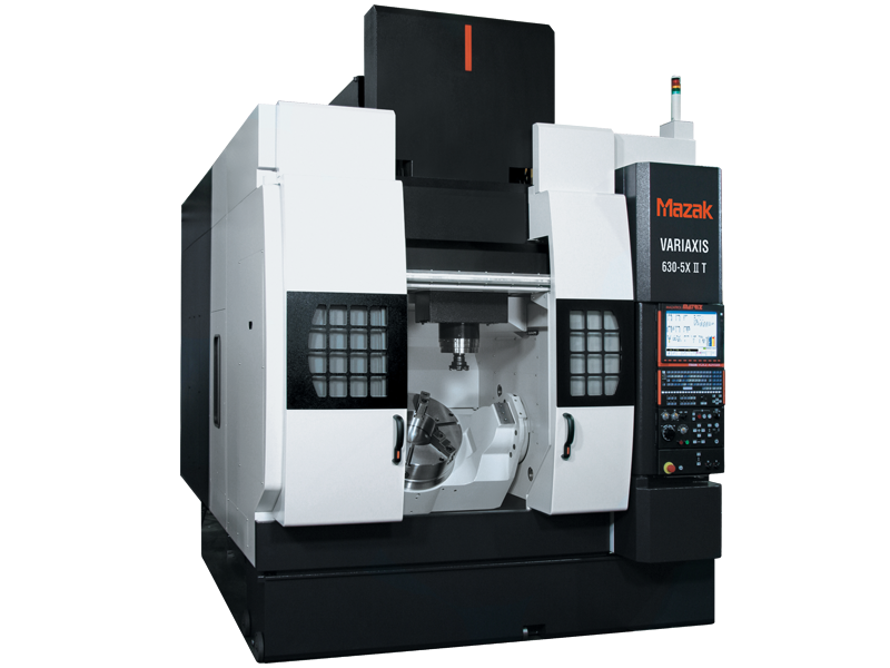 Mazak VariAxis 630 (5 axis milling machine)