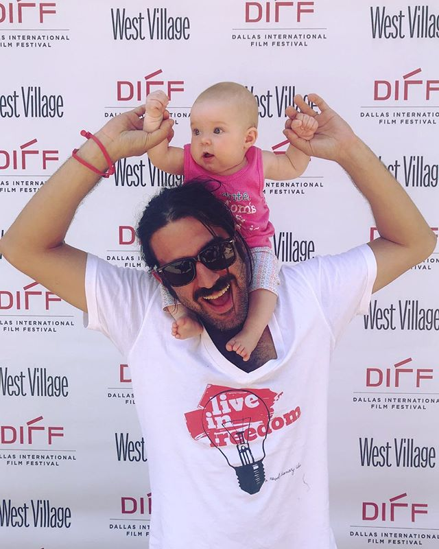 Worklight's biggest fan is also our tiniest 😍 . . Stumbled across @dallasiff this weekend and did some exploring. Super cool fest with a huge variety of films! Baby girl had a blast, too. 👶🏼🎥 . . . . #indiefilm #cinematographer #indie #indiefeature #film #filmfestival #movie #easydoesit #dallas #dallasinternationalfilmfestival #travelgram #newexperience #workhardplayhard