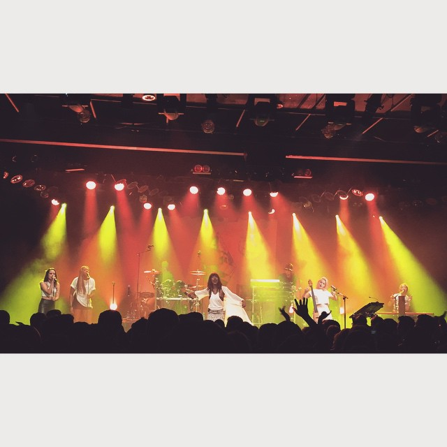 @CleanBandit at the Commodore