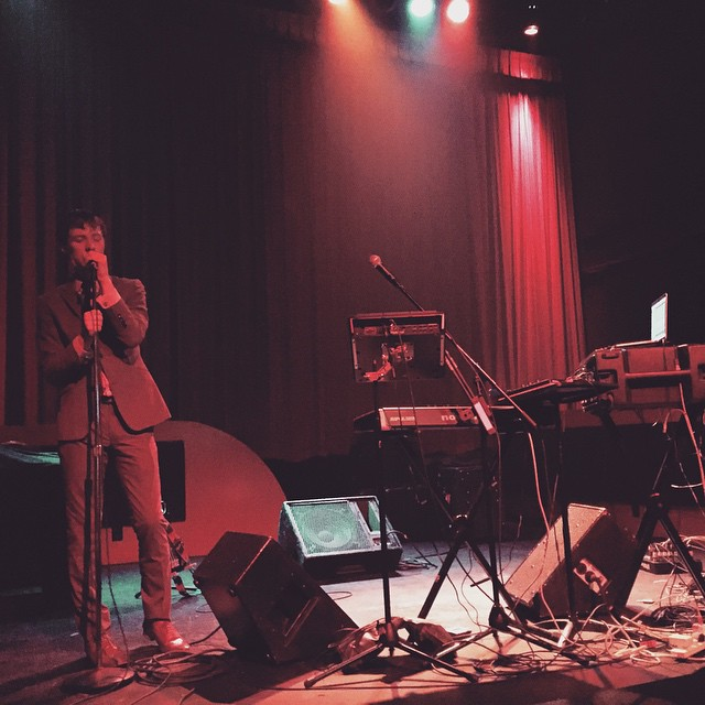 @EastIndiaYouth last week.