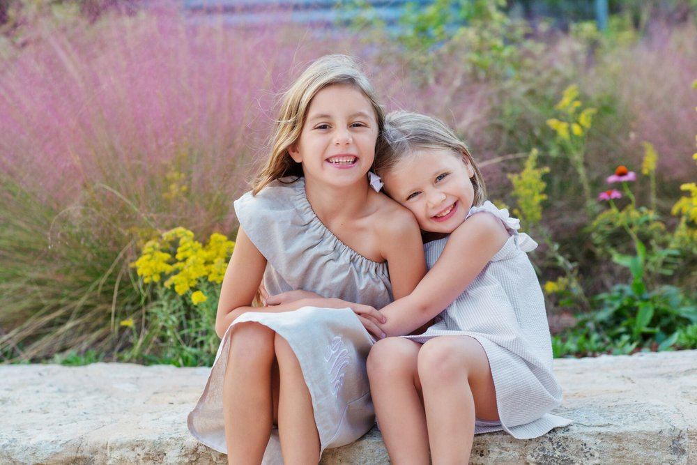 P. ELIZABETH + E. MAE...the little ladies behind the inspiration