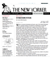 Copy of The New Yorker