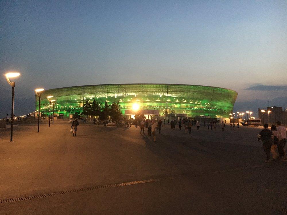 Stadium Miejski, Wroclaw