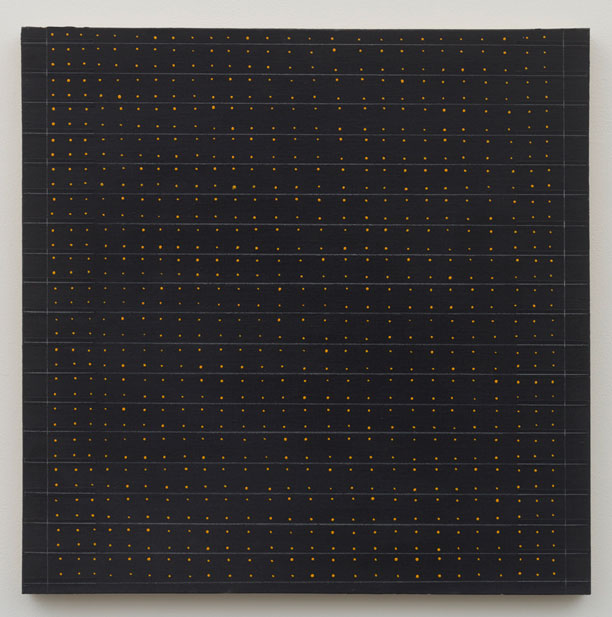 Untitled (pdn375) , 1970 oil on canvas 24 x 24""