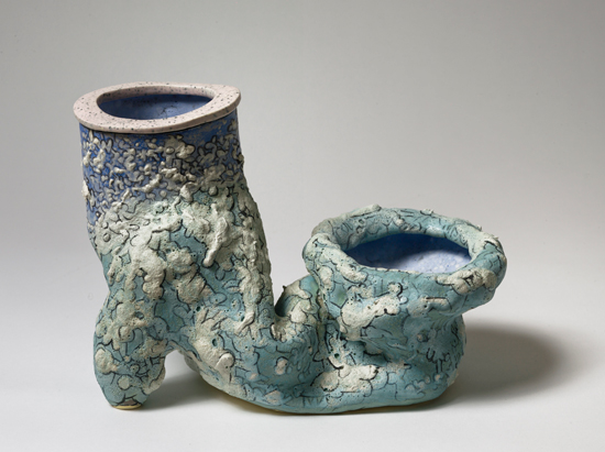 Mool,  2012 glazed ceramics 7.5 x 11 x 5.5 inches
