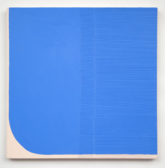 "wish #3 , 2010 acrylic and thread on canvas 22 X 22"""