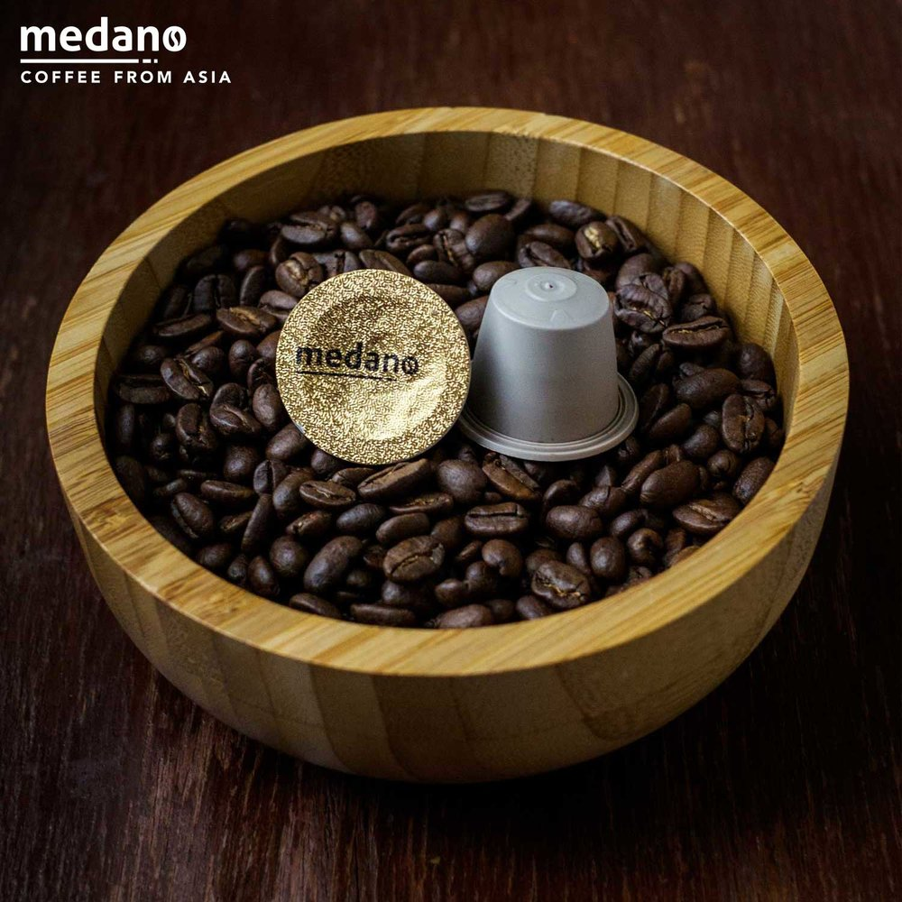 Lintong Coffee  Beans  &  Pods