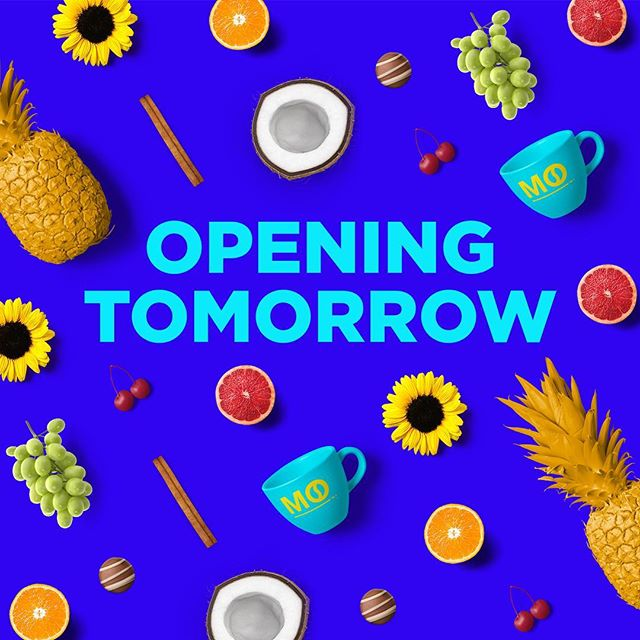 Just 1 more day! Head down to COURTS Megastore at Tampines tomorrow for the opening of our very first cafe! Don't miss out because we have a big surprise waiting for you. Comment below and tell us which drink are you most excited to try first! We'll be open from 10am onwards, SEE YOU THERE!