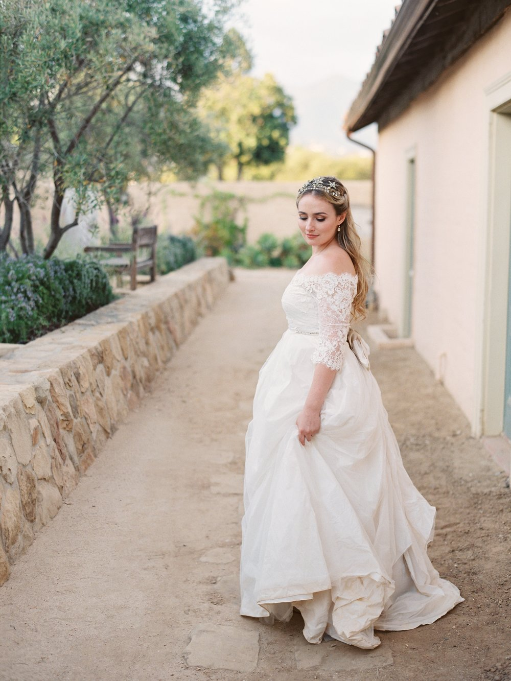 STYLE ME PRETTY : Elegant Santa Barbara Jewish Wedding