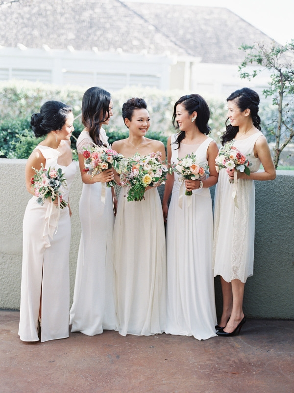 ELIZABETH ANNE DESIGNS : Organic + Modern San Diego Wedding